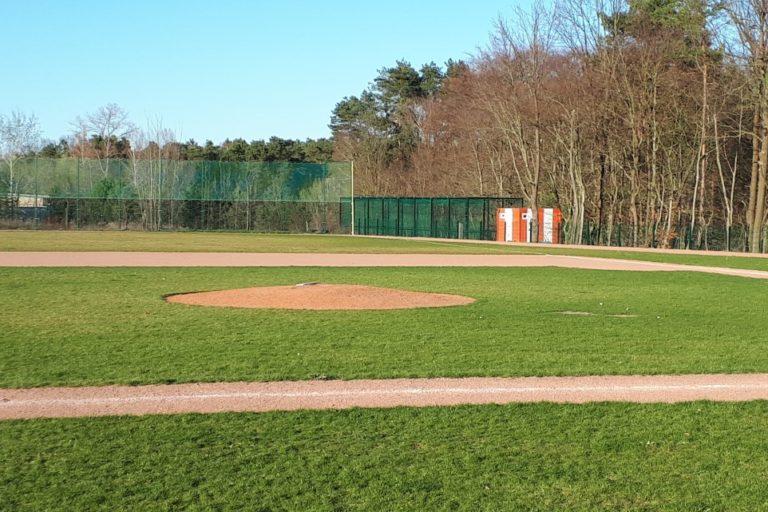 Ballpark Mahlow Eagles Baseball in Blankenfelde-Mahlow BSC Preussen 07 Teltow Fläming